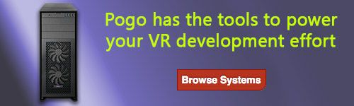 Configure your VR system now