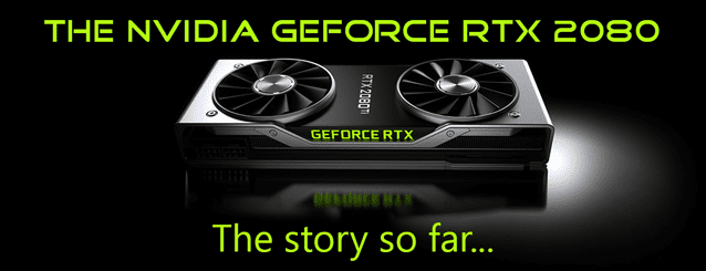 NVIDIA GeForce RTX 2080 - banner