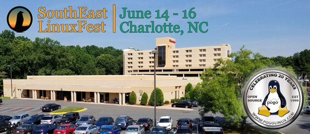 Southeast Linuxfest - banner