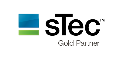 sTec Gold Partner