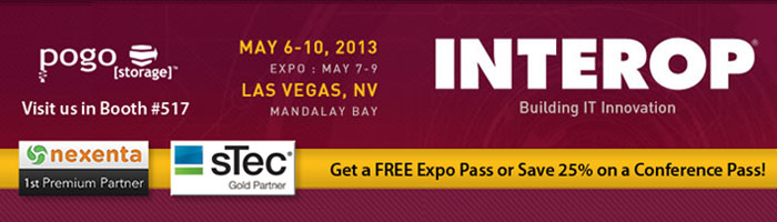 Interop event banner