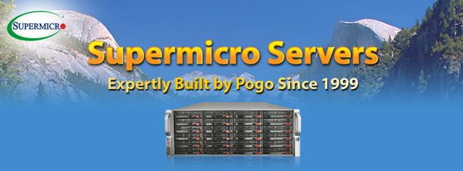 Supermicro Servers from Pogo Linux