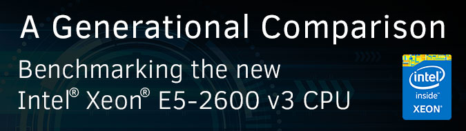 Intel Xeon 2620 v2 vs. v3 CPU - banner