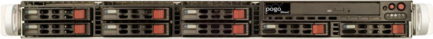 Pogo Linux Iris 1168 rackmount server