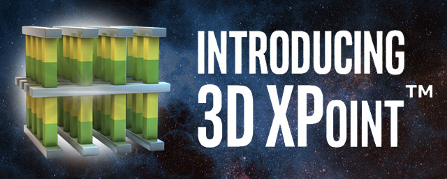 Introducing 3D XPoint