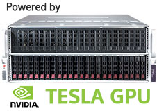 Iris powered by NVIDIA TESLA