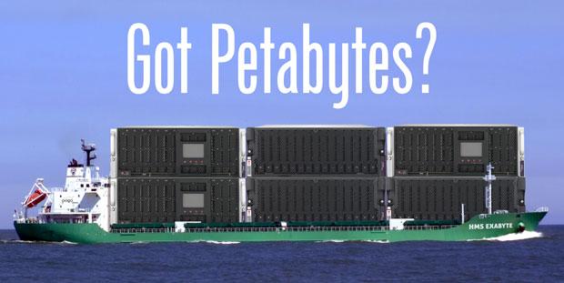 Got Petabytes?