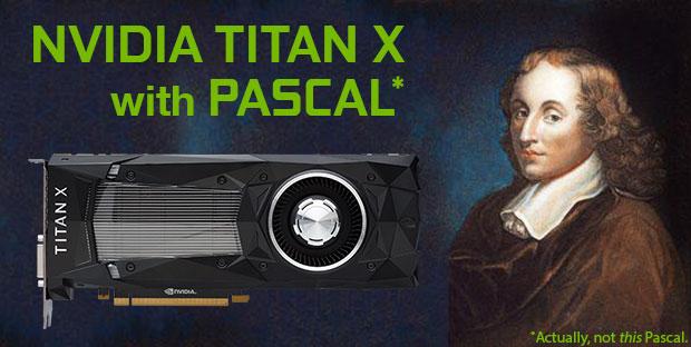 NVIDIA Titan X with Pascal