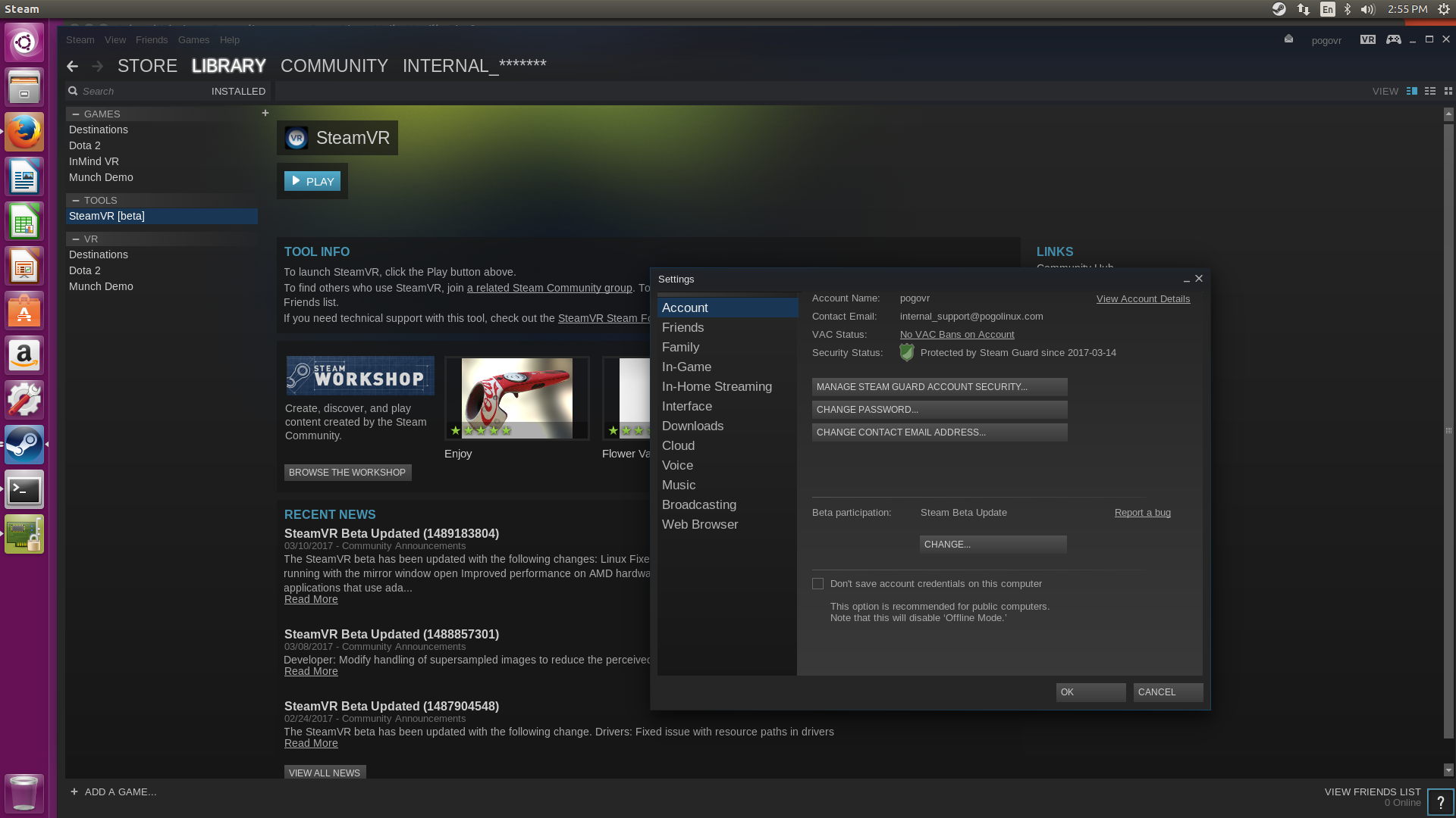 steam client beta