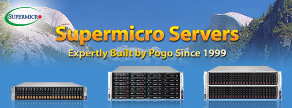 Supermicro Server from Pogo Linux