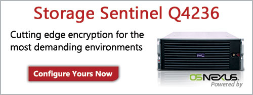 Storage Sentinel - Secure your data