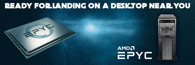 AMD EPYC Workstation