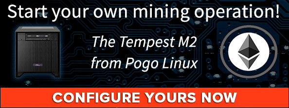 Tempest M2 from Pogo Linux
