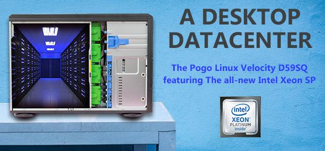 Xeon SP Desktop Datacenter