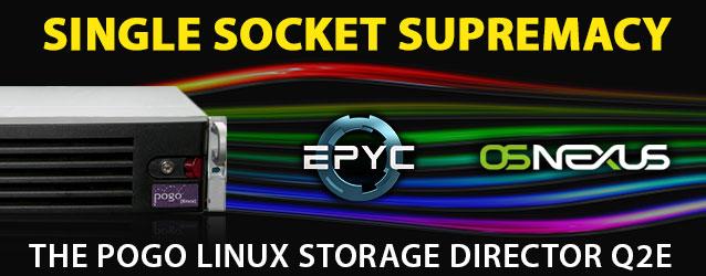 OSNEXUS Certified AMD EPYC Storage Server