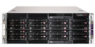 Iris 2U server with Intel Xeon SP processor(s)