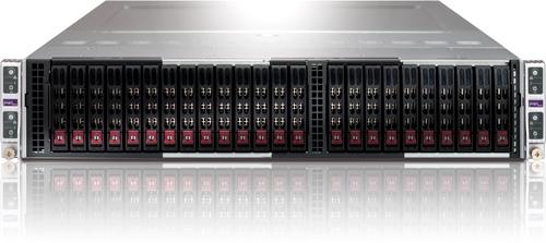Iris 2491 2U 4 Node Server