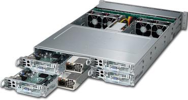 Iris 2492 2U 4 Node server
