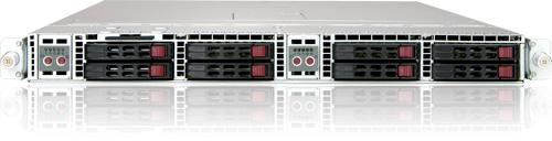 Iris 1229TP 1U Multi-Node server