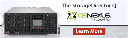 OSNEXUS Certified Storage
