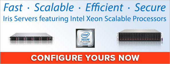 Servers featuring Intel Xeon Scalable Processors
