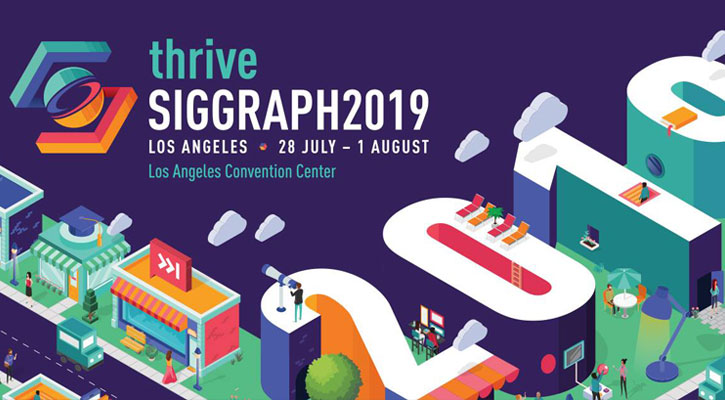 Sig Graph 2019 - event banner