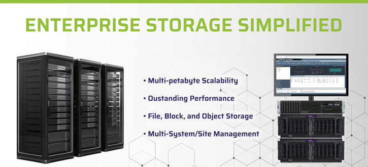 osnexus software defined storage