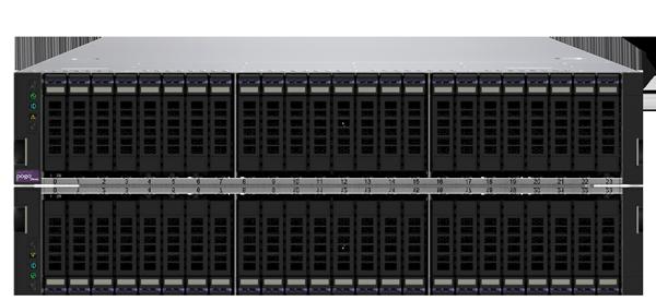 Western Digital 2U24 All Flash Storage