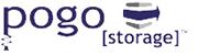 Pogo Storage Logo