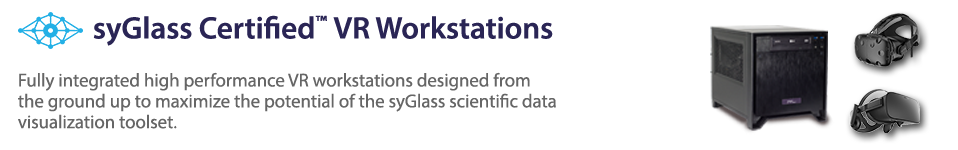 syGlass Certified VR Workstations