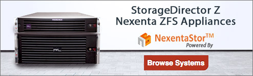 Nexenta ZFS Appliances