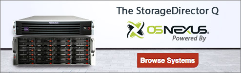 Configure your OSNEXUS solution now