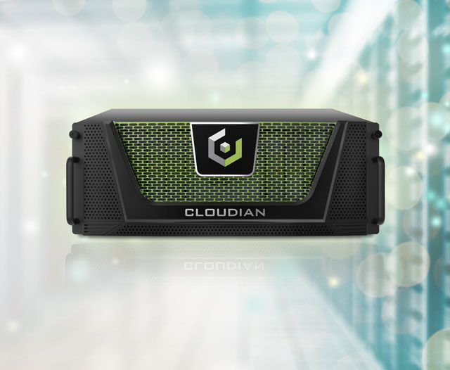 S3 Compatible Object Storage Solutions powered by Cloudian